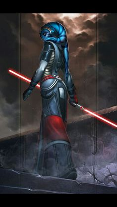 Sith inquisitor from SW:TOR