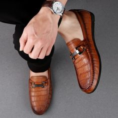 Mens Loafers Shoes, Leather Loafers, Loafer Shoes, Leather Men, Suede Loafers For Men, Best Shoes For Men, Formal Shoes For Men, Gents Shoes, Driving Shoes Men