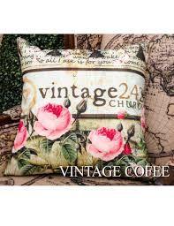 cojines vintages