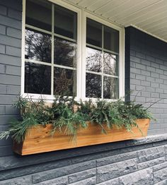 Hanging Window Boxes, Wrought Iron Window Boxes, Metal Window Boxes, Winter Window Boxes, Window Box Plants, Window Box Flowers, Window Planter Boxes, Shade Flowers, Window Box Diy
