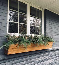 Diy Window, Window Boxes Diy, Curb Appeal, Windows, Shade Flowers, Summer Window