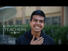 Knowing that many of my former colleagues returned to work today facing some of the most difficult challenges they have ever encountered in their careers, I looked for something to inspire them. I came across this video that was posted in 2015 by Jubilee Media. Here we are, five years after this video was created,… School Classroom, School Teacher, Teacher Stuff, Classroom Design, Education Reform, Elementary Education, Math Coach, Staff Meetings, Leader In Me