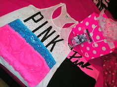 Drenched In VS PINK