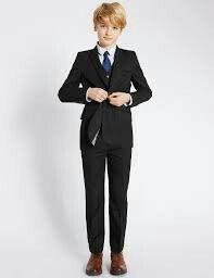 4d42a8535f1 Boy s London Suit Jacket - Bardot Junior