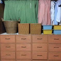 【収納クローゼット】扉なしのクローゼットがお奨め☀片付けが楽になる収納