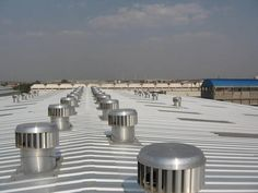 An wind ventilator can be installed in buildings, to push out the impurities in the air and pull in fresh air. Eco-friendly ventilation solutions provided by reputed firms spread across the country can be availed at affordable rates, to improve the quality of air circulating inside the spaces of structures. For more info- http://www.anchitispat.com/wind-driven-turbine-ventilators.htm