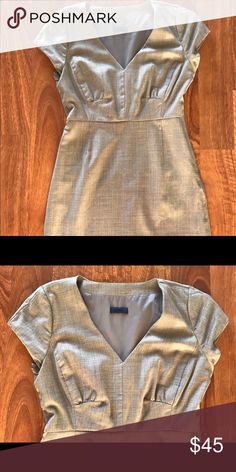 Selling this J Crew super 120 wool dress on Poshmark! My username is: milo626. #shopmycloset #poshmark #fashion #shopping #style #forsale #J. Crew #Dresses & Skirts