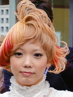 February 2012 ~ 63rd Asia Cup Hair Styling Championship in Okinawa, Japan
