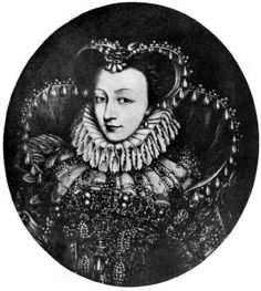 Mary held the dual title of Queen of Scots and the Queen Consort of France only for a short period, until the death of her husband in December 1560 of an ear infection. Description from internetstones.com. I searched for this on bing.com/images