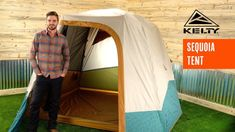 Kelty Sequoia Family Tents - New for 2018