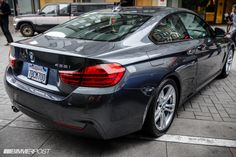 bmw 435i grey | Fotos - Lanzamiento en USA: 435i y 428i , ambos M Sport | BMW FAQ Club