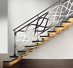 Contemporary Interior Stair Railings - Bing Images
