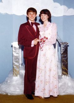 Pin for Later: See How Prom Has Evolved Over the Last 8 Decades 1978 Source: Flickr User ckroberts61