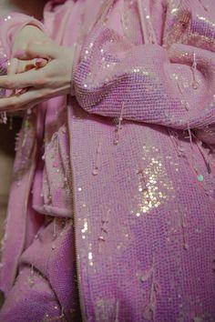 #shine #sequins #pink #iridescent