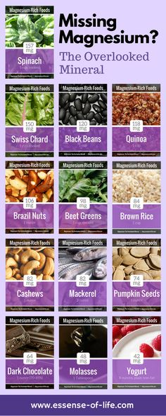 Check out our blog for more information on the benefits of Magnesium.