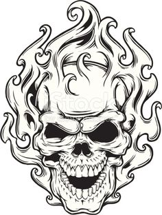 flaming-skull-vector-id165624153 (360×476)