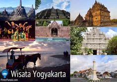 Daerah Istimewa Yogyakarta Dengan panggilan nama akrab Jogja, sudah bukan hal yang asing ditelinga kita.Pariwisata merupakan sektor utama bagi Jogja. Banyaknya objek, dan daya tarik wisataJogja telah menyerap kunjungan wisatawan nusantara dan mancanegara.  Layaknya Anda mengunjungi Yogyakartauntuk menghabiskan beberapa hari di wilayah Borobudur, yang merupakan pemandangan sawah hijau yang sangat indah dan desa-desa dengan