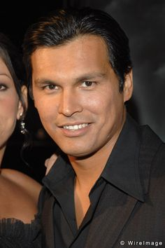Adam Beach a very talented & handsome actor from the TV. show Arctic he is the new generation of native actors & actresses cutting a bright rug on the screen movie ,TV etc. like Jay Silverheels , Tatoo Cardinal other native actors from Norht of Sixty could go on & on but will not.