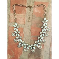 Cool Waters Statement Necklace Sparkle, Chain, My Style, Necklaces, Beautiful, Jewelry, Accessories, Jewlery, Jewerly