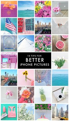 10 Tips for Better iPhone Pictures | bright and beautiful | Chicago Fashion…