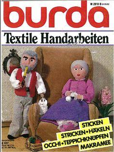 Burda Textile Handarbeiten