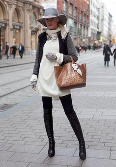 Anu - Hel Looks - Street Style from Helsinki