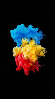 Colour Storm Wallpaper Digital Art Pinterest Iphone Wallpaper