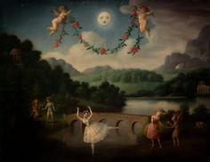 Artwork by Stephen Mackey Fantasy Kunst, Fantasy Art, Stephen Mackey, Art Fantaisiste, Arte Horror, Lowbrow Art, Pop Surrealism, Whimsical Art, Surreal Art
