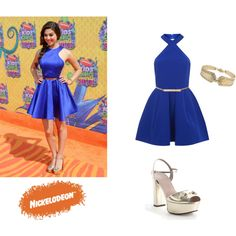 kira kosarin inspired outfit/kca