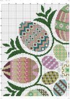 Cross Stitch Books, Needlepoint, Easter, Kids Rugs, Diy, Patterns, Wall, Decor, Cross Stitch Embroidery