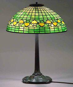 Superior Von The Home Depot · Acorn Tiffany Lamp