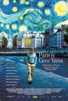 Midnight in paris (directed by Woody Allen, its a romantic comedy, AND it has Rachel McAdams and Owen Wilson- SCORE! Paris Film, Paris Movie, Movie Tv, Paris Paris, Movie Sequels, Movie Plot, Old Paris, Paris France, Owen Wilson