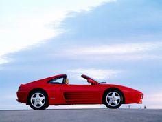 Ferrari 348 GTS | FERRARI 348 GTS - 1993, 1994 - autoevolution