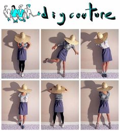 Make a Gathered Skirt With DIY Couture