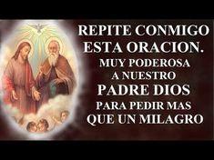 LA ORACIÓN MÁS PODEROSA AL PADRE HIJO Y ESPÍRITU SANTO PARA UNA LIBERACIÓN TOTAL - YouTube