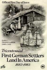 first german immigrants to america - Google Search