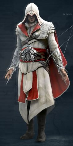 Ezio Auditore da Firenze More