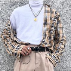 Meninvestment styles fasionhijab fasiontips source by gregoriofarrellkoelpin edgy outfits fasionhijab fasiontip meninvestment styles Edgy Outfits, Mode Outfits, Retro Outfits, Cute Casual Outfits, Vintage Outfits, Fashion Outfits, Grunge Outfits, Casual Chic, Flannel Outfits