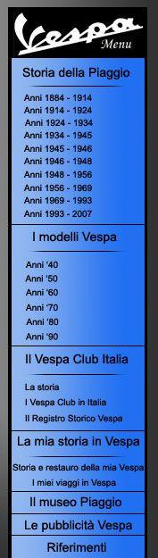 Le pubblicità Vespa