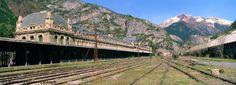 Estación de Canfranc, Camino de Santiago