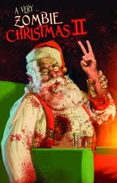 Santa Zombie