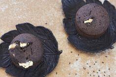 un gâteau à la vapeur douce sans gluten et sans lactose