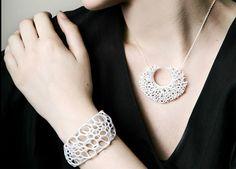 Модные новости: Украшения как нервные клетки, вьетнамки для гениталий и шпана Dolce & Gabbana   Fashion Details. Всё о моде Весна-Лето 2013