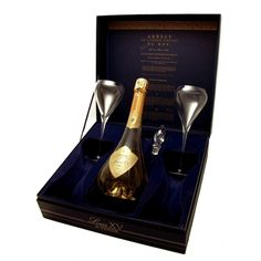 louis xv brut   Regali > Confezioni con accessori > Champagne De ...