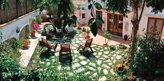 Bed and breakfast with garden in Anacapri