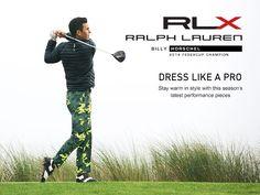 Golf Clothes for Men | Golf Shirts & Pants | Ralph Lauren