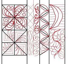 Pinwheel and border ideas