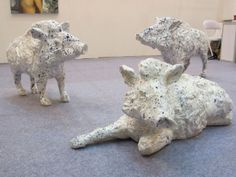 Carl Emanuel Wolff | Boars (2013), Available for Sale | Artsy
