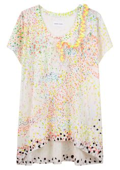 Tsumori Chisato / Animal Dots T-Shirt