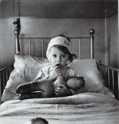 Cecil Beaton, London Bomb Victim, c. 1940